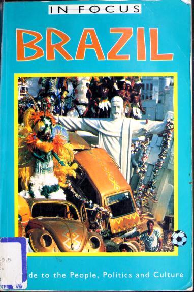 Brazil by Jan Rocha