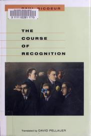 Cover of: The course of recognition | Paul Ricœur