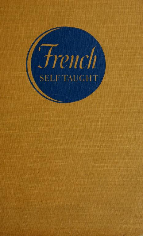 French self taught by Rosenthal, Richard S.