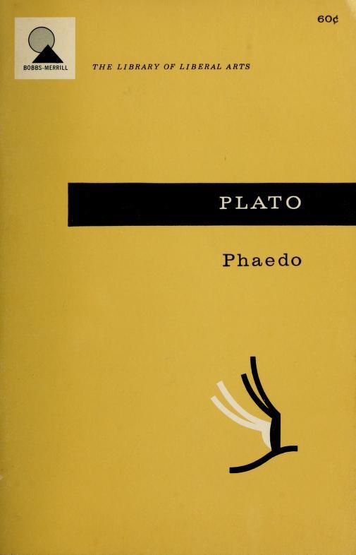 Phaedo by Plato